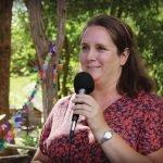 Rebekah Gensler, president of the Devou Good Project