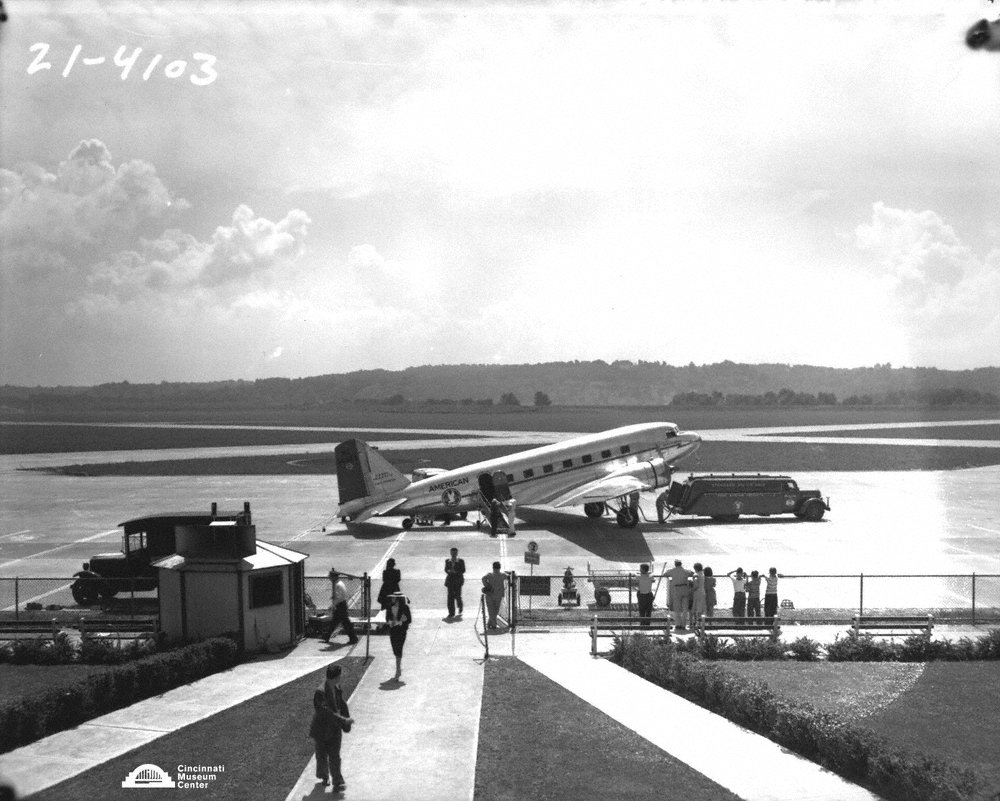 Lunken Airport, circa 1940