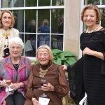 Sally Helton, Sally Stirsman, Barbara Pope and Linda Young