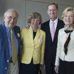 Joe and Louise Head with Mike Keating and Carole Twyman