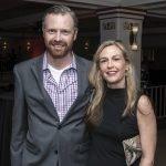 AJ Murphy of Porsche of the Village and Paula Christian-Murphy