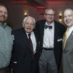 Scott Biehl, Stan Chesley, John Mereness and Mark Krumbein
