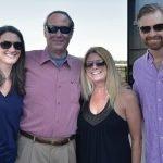 Amanda Crawford, Doug Schoonover, Christina Tilley and AJ Murphy of Porsche of the Village