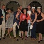 Mike Kaufman, Heather Jones, Brad Jones, Brian Houston, Carrie Schroeder, Tim Schroeder, Alison Kaufman and Angela Young