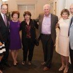 Fran Coleman, Larry Neuman, Carol Neuman, Sandy Kaltman ,John Isidor, Miriam Cohen and Wilbur Cohen