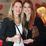 Sara Walker and Ashley Munafo