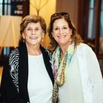 Elaine Guttman and Sally Hiudt
