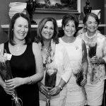 Marcie Bachrach, Sally Hiudt, Abby Schwartz and Lois Cohen