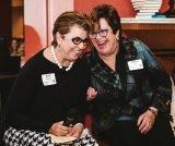 April Davidow and Gloria Lipson