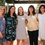 Wendy Pelberg, Debbie Brant, Lucy Joffe, Sarah Wise and Linda Greenberg