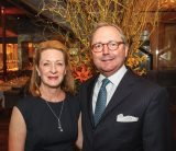 """Milly and Garry """"Doc"""" Huffman, Opera president-elect"""