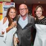 Committee member Kathy Nardiello, Mike Shadoan and Shalie Schacht