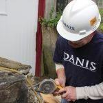 John Westrup of Danis Construction
