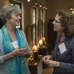 Mary Ann Barnes and Dr. Dotty Shaffer