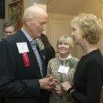 Dr. John Tew, Carrie Hayden, Valerie Newell