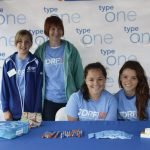 Volunteers at JDRF One Walk