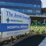 Exterior of The Jewish Hospital