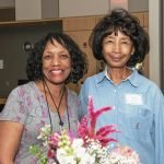 Carol Coaston and Deb Jetter of Housing Opportunities Made Equal