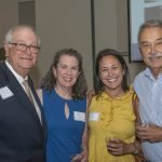 Bernie and Mary Kay Calonge, Tanya Cornejo Kellenberger and Alfonso Cornejo