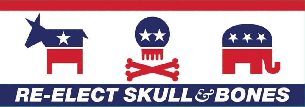 Ryan McGinness, Re-elect Skull & Bones, 2015