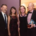 Ted Nelson, Ixi Chen, Vicky and Rick Reynolds