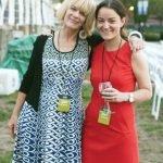 Founders Donna Covrett and Courtney Tsitouris