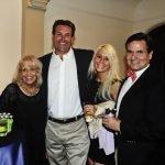 Fran Hall, Doug Williams, Carolyn Williams and Joe Hall