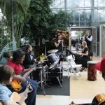Performers at the 2015 Greenhouse Rock!