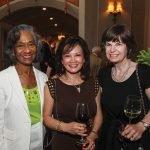 Alva Jean Crawford, Lina Mandybur and Cindy Starr