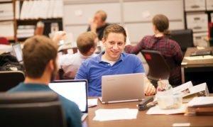 Chris Diedling, 2015-16 OIP Fellow