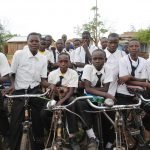 The bicycle project in Tanzania