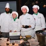 Students from Midwest Culinary Institute