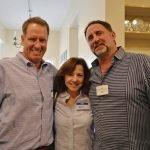 Dan and Noelle Mott, Brian Gibson