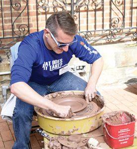 Empty Bowls Clay Alliance