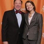 Jay Brown and Megan Sullivan of UC Health