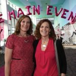 Diane Laiveling and Debbie Phipps