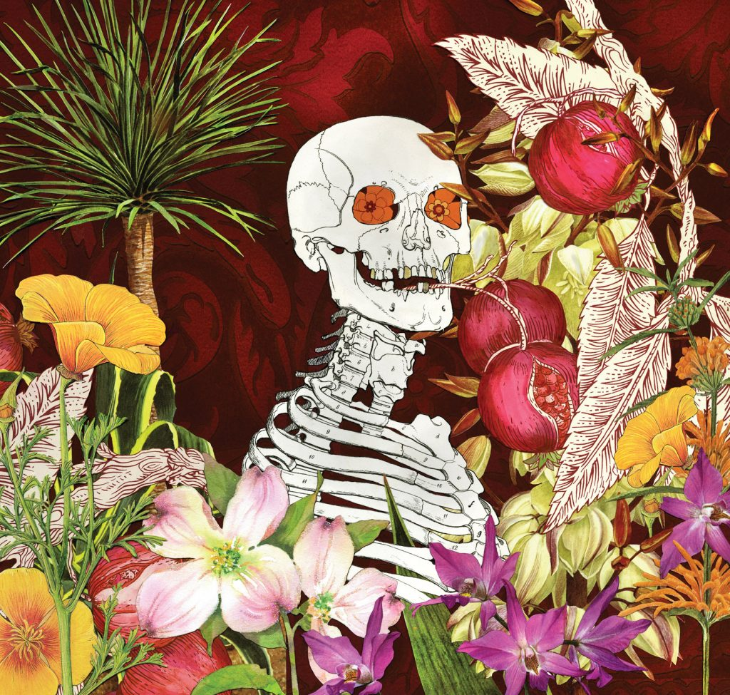 """Semillas de la muerte (Seeds of death),"" by Sara Caswell-Pearce"