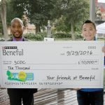 Marvin Hawkins of 3CDC and James Sun of the Beneful team