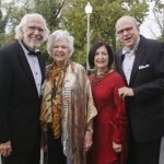 Jim Rauth and Alice Weston with Gail and Dick Friedman