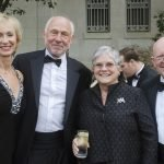 Valerie Newell, Tim Smith, Carolyn Wright and Dr. Creighton Wright