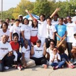 """#Teamsicklecell,"" a top fundraiser"