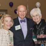Bunny Whitaker, Dr. John Tew and Susan Tew