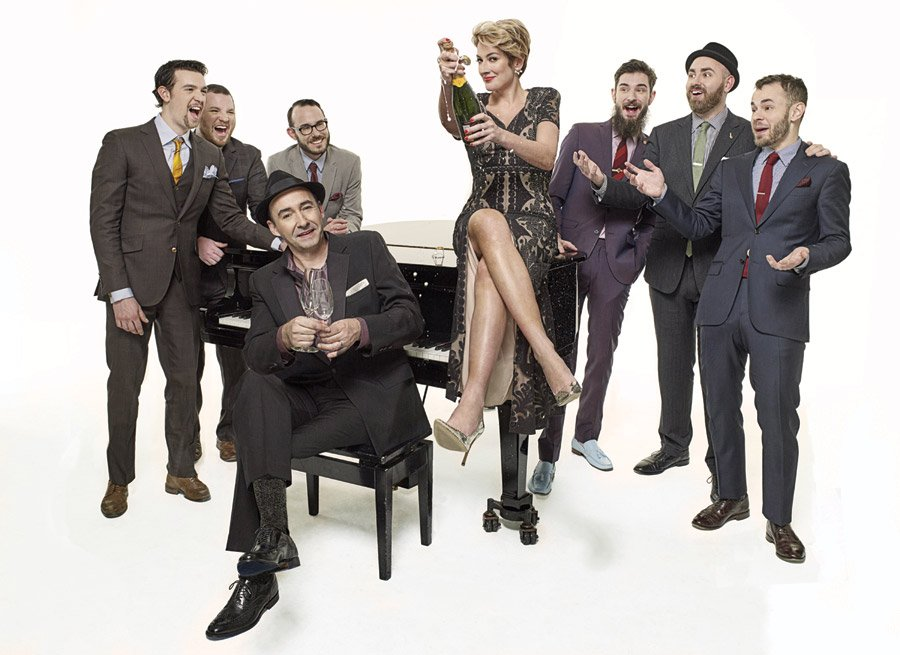Hot Sardines / Pops NYE