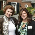 Kathie Thomas and Becky Butcher