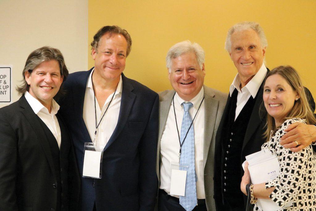 Bucky Heard, Larry Bergman, Bill Medley, Neal Schear and Kathy Schear