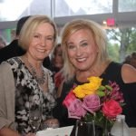 Jeanne Coughlin and Stacey Browning