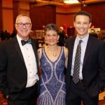 Russell Winters, Susan Johnson and Bob Herzog