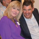 Karen Arlinghaus and BCM trustee Dr. Kevin Wall