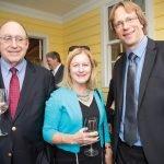 Dr. Michael Gelfand, Janelle Gelfand, Eckart Preu