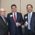Tom Gilman, Charles Rinehart and Brett Parish